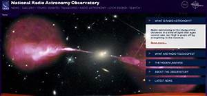 NRAO Information — National Radio Astronomy Observatory
