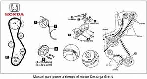 Manual De Mec U00e1nica Y Reparaci U00f3n Honda Accord 2 4