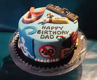 Funny 50th Birthday Cakes For Men