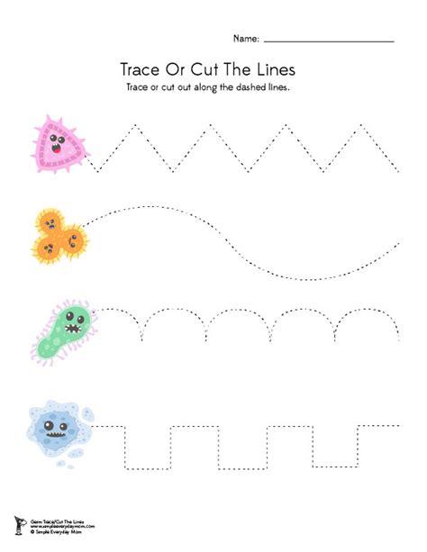 free printable germ worksheets for kindergarten 350 | germ activities for preschoolers image