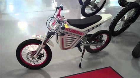 Kuberg Cross Electric Kids Motorcycle