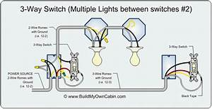 Electrical - 3 Way Light Switch On Stairs