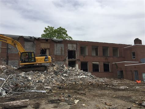 niram nathan hale ray middle school demolition