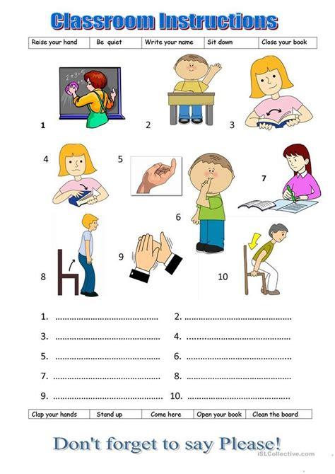 classroom instructions classroom instruction classroom