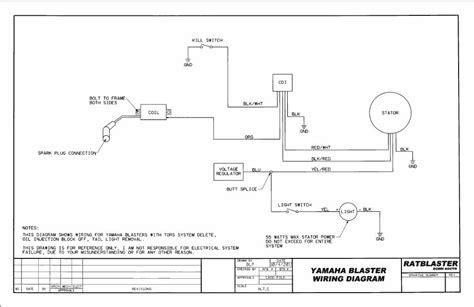 Trail Tech Wiring Diagram Schematic