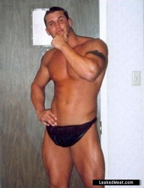 exposed pro wrestler randy orton nude pics leak
