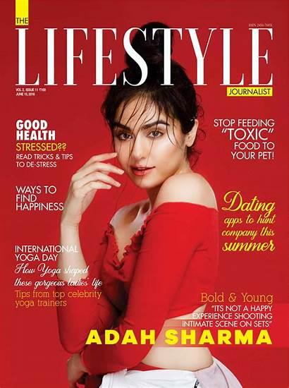 Magazine Fitness Shoot Revealed Secrets Adah Sharma