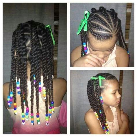 kids braid style children s hair styles pinterest