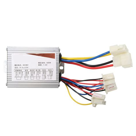 36v 500w motor brush speed controller for electric bike bicycle scooter alex nld