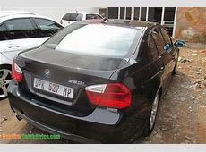 2008 BMW 320i LX used car for sale in South Africa