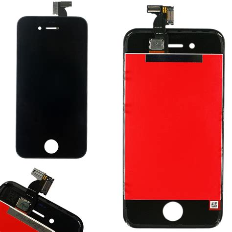 to replace iphone 4s screen black lcd display digitizer for iphone 4s touch screen