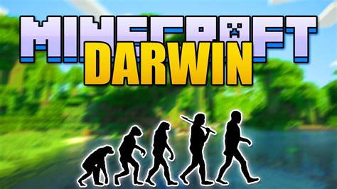 minecraft darwin mod mob evolution minecraft