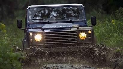 Rover Land Defender Road Wallpapers Range Desktop