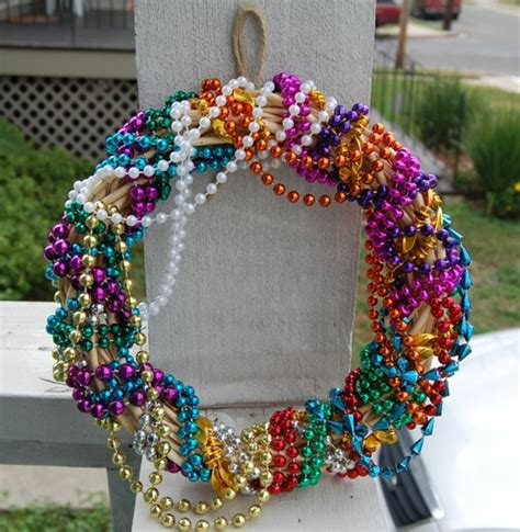Things To Do With Mardi Gras Beads New In Nola