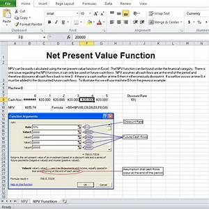 51 best excel templates images on pinterest role models With excel net present value template