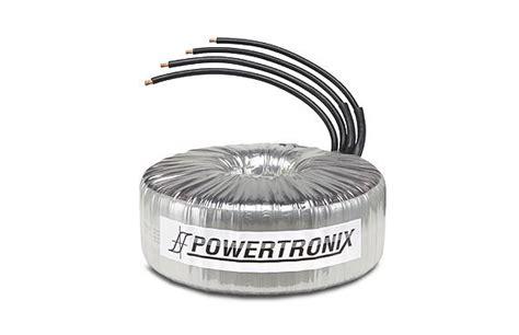 High Voltage Transformers Powertronix