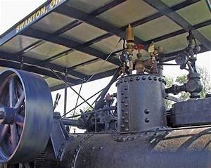 Second Nature  Steam Traction Engines Come Easily For Minnesota Woman - Steam Engines