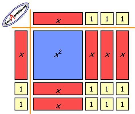 Algebra Tile Template by Free Algebra Tiles To Print Or