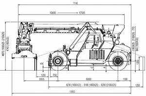 Container Crane - Tfc 45-5h - Ship - Cranes