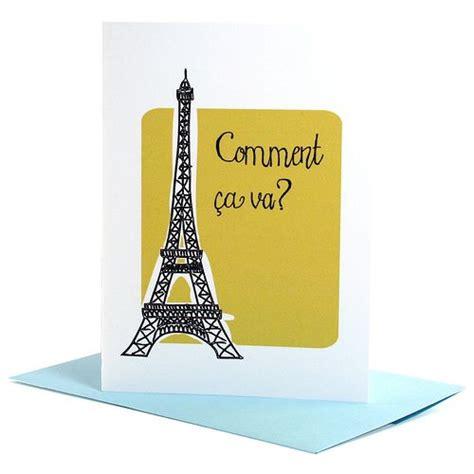 Comment ça va   Welcome to paris, Core french, Francophile