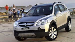 Used Holden Captiva Review  2006