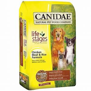 canidae chicken rice dog food 5 lb With candide dog food