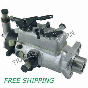 Ford Tractor New Fuel Injection Pump 3000 3100 3300 3400