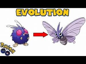 Evolving VENONAT to VENOMOTH (POKEMON GO EVOLUTION) - YouTube