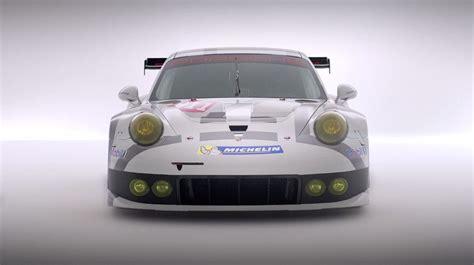 Vido La Porsche 911 Rsr En Mode 24 Les Voitures