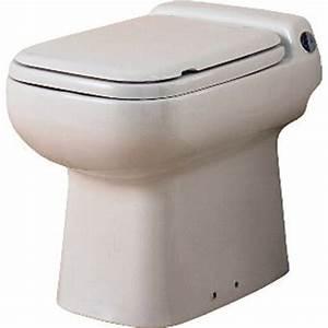 Wc Avec Broyeur : wc compact leroy merlin ~ Edinachiropracticcenter.com Idées de Décoration