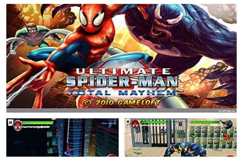 baixar jogo spider man 3 apk android