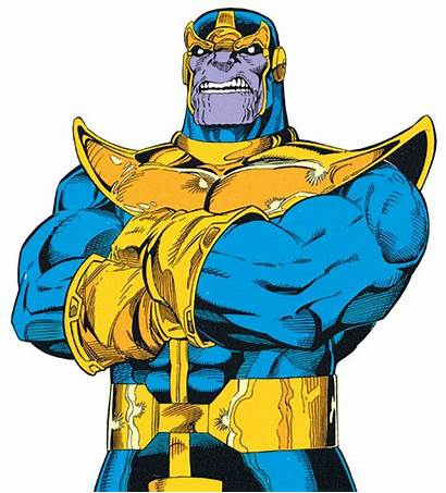 Thanos Marvel Lim Ron Comics Titan Comic