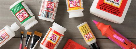 Mod Podge  Brand  Diy Craft Supplies  Plaid Online