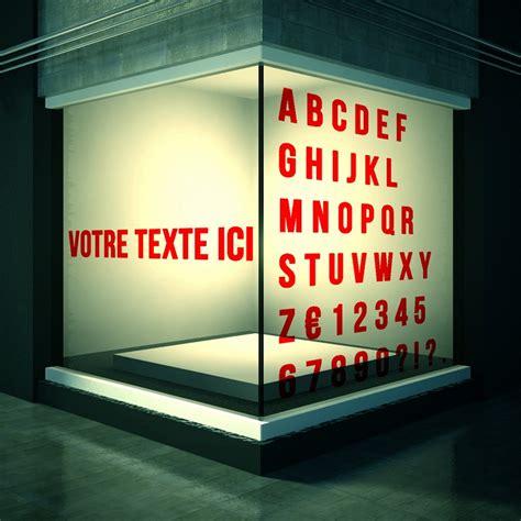 sticker personnalis 233 avec votre texte stickers chambre enfants pr 233 noms ambiance sticker