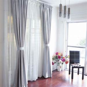 European Style Modern Blackout Curtain for Living Room