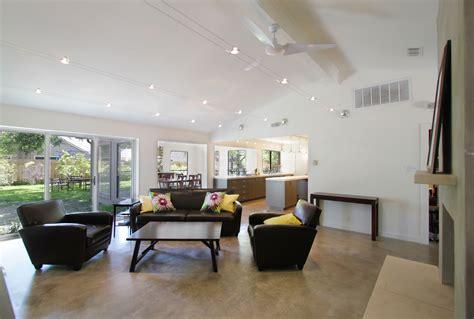 Sunken Living Room Austin