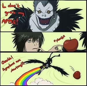 Death Note Ryuk Apple | www.pixshark.com - Images ...
