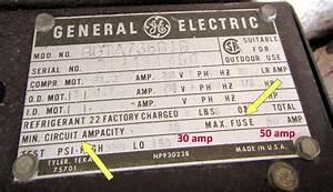 50 Amp Breaker On A 10 Gauge Wire  Wenatchee Home