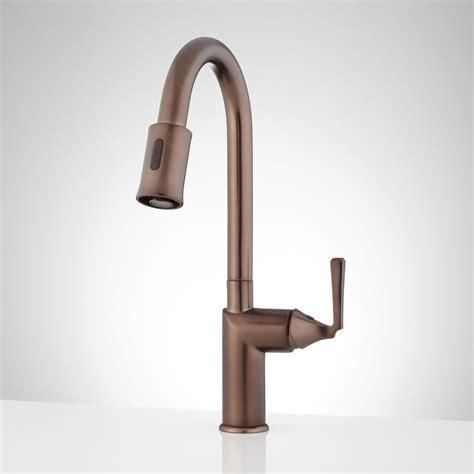 Mullinax Singlehole Touchless Kitchen Faucet Kitchen