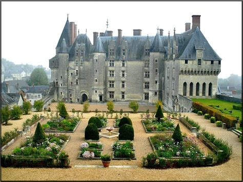 Castles, France And Palace
