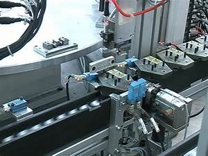 Fully Automated Production Line Stock Footage Video 194230 ...