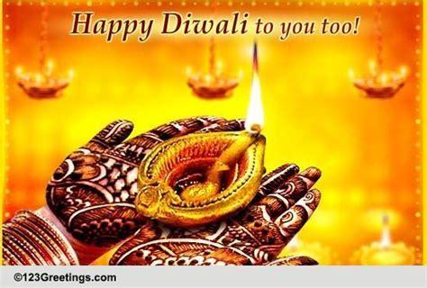 happy diwali       ecards greeting cards