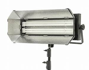 Cinelight Equipment Studio Cool 2 X 55w Dimming  U0026 Dmx Fluorescent Light  U2013 Buy Now From 10kused