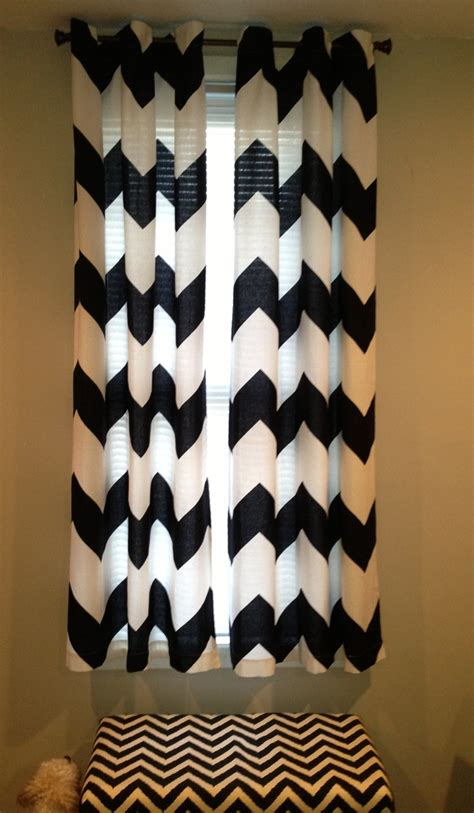 Pink Chevron Curtains Walmart by Pink Chevron Curtain Fabric Particular Curtains