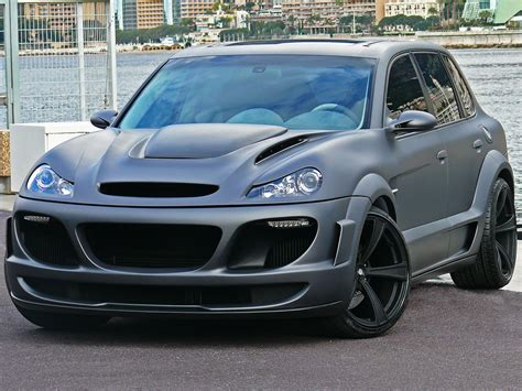 The Tornado Gts 750 By Gemballa Street Racing