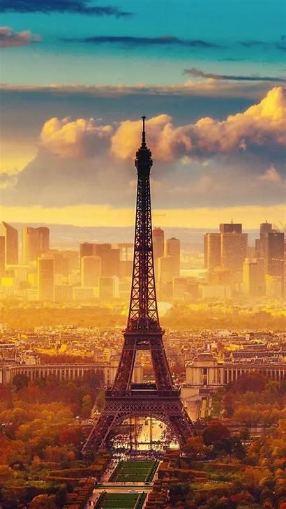 Lock Screen Samsung Wallpapers Galaxy Eiffel Tower