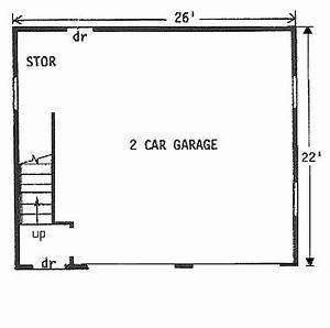 Electrical Plan For Garage : 2 car garage apartment plan number 94343 with 1 bed 1 ~ A.2002-acura-tl-radio.info Haus und Dekorationen