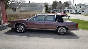 1988 Cadillac Deville - Pictures