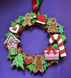 Fondant Christmas Cake on Pinterest