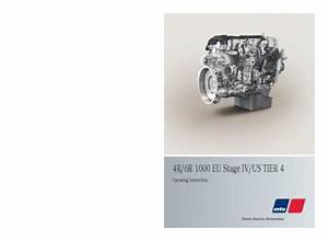 Mtu 4r 6r 1000 Engine Operation And Maintenance Manual Pdf